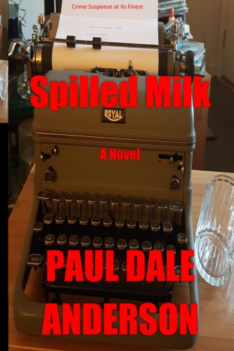 frontcover of spilled milk from Amazon