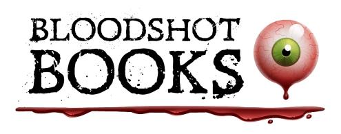 Bloodshot Books Logo Black - Small